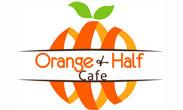 Orange & Half Café